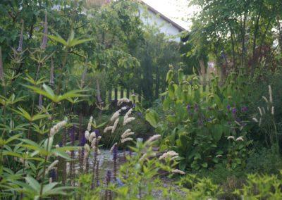 FROMMER gartenreich - Gartenanlage